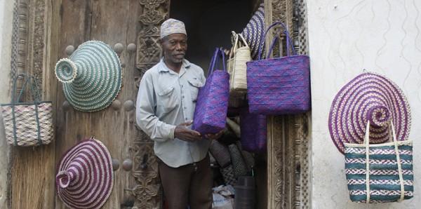 Stone Town baskets