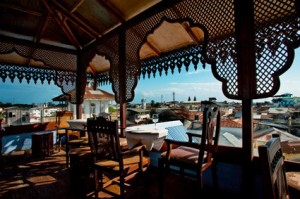 Beautiful hotel in Zanzibar, Stone Town: Emerson Spice