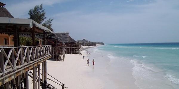 Beach in Nungwi, Zanzibar