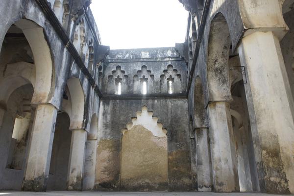Mbweni ruins in Zanzibar City