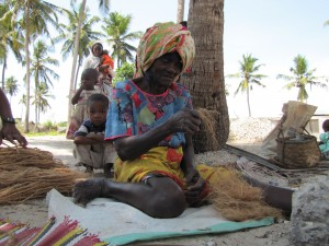 Matemwe coconut rope
